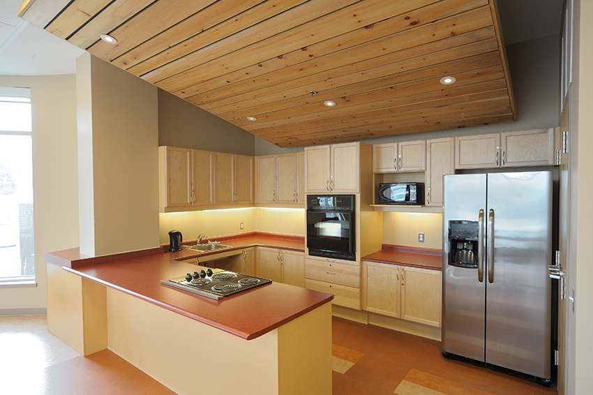464 Metcalfe Meeting Room Kitchen