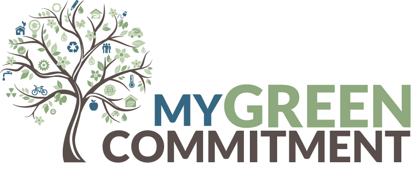 My Green Commitment Logo